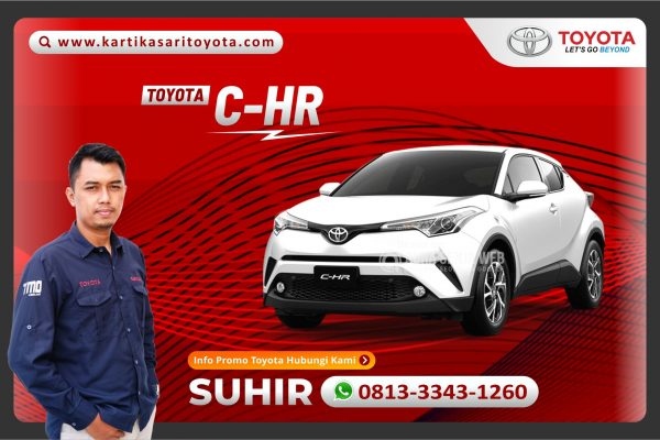All New C-HR